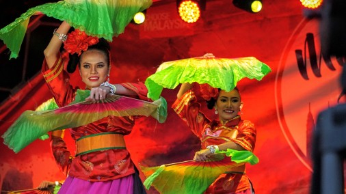 Malaysian Dancing 2