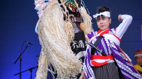 Japanese Traditonal Dancing