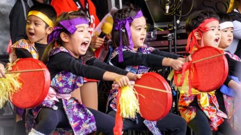 Japan Matsuri: Kids 2