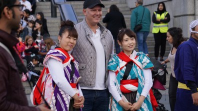 Japan Matsuri: Dressing Up