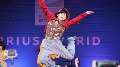 Japan Matsuri: Stage performers 4