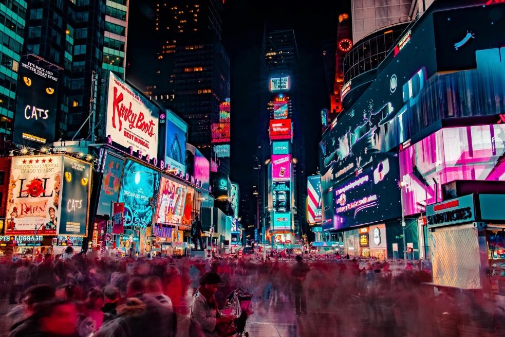 New York City by Jospeh Yates
