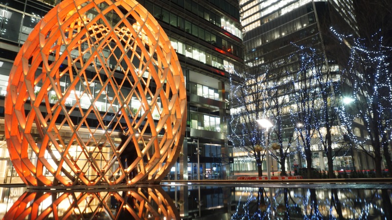 Winter Lights Canary Wharf 2016 (17)