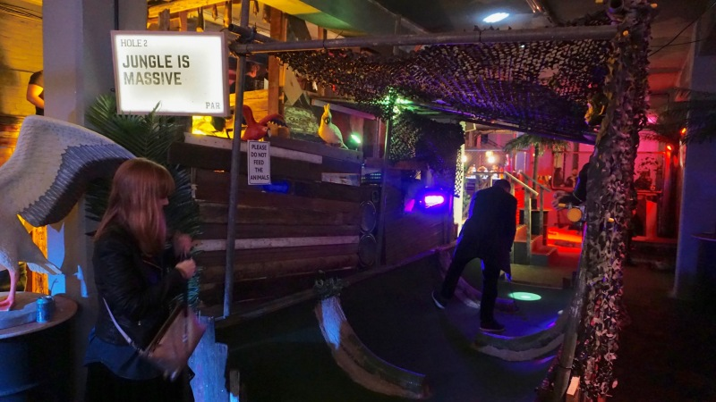 Junkyard Golf Club, Brick Lane (05)