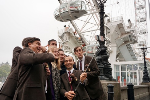 Mr Bean PR Stunt 21