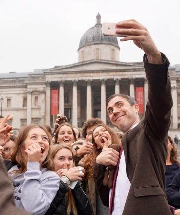 Mr Bean PR Stunt 29