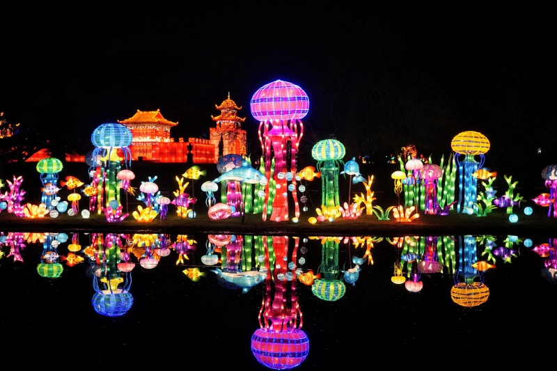 Magical Lantern Festival 2017 (12)